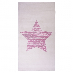 tapis enfant lucero rose nattiot