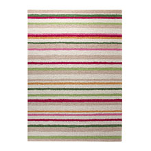 tapis funny stripes esprit home multicolore