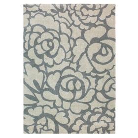 tapis spheric rose gris brink & campman