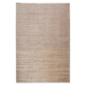 tapis tissé main denali beige the rug republic