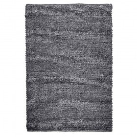 tapis fait main zanos fusain the rug republic