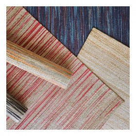tapis tissé main shiro beige et orange the rug republic
