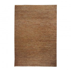 tapis fait main sumak marron the rug republic