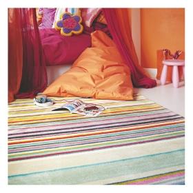 tapis xian fresh pastel brink & campman tufté main