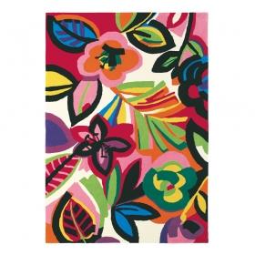 tapis xian passion brink & campman tufté main multicolore