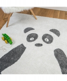 tapis enfant panda - art for kids