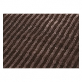 tapis santana marron home spirit