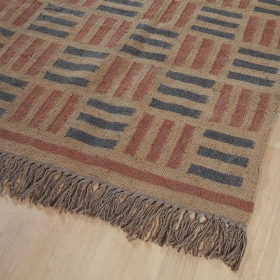 tapis doug marron home spirit