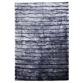 tapis tie gris home spirit