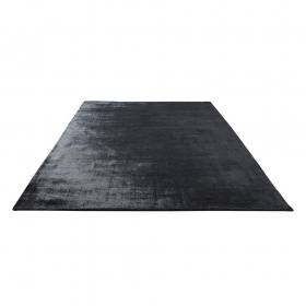 tapis shine noir home spirit