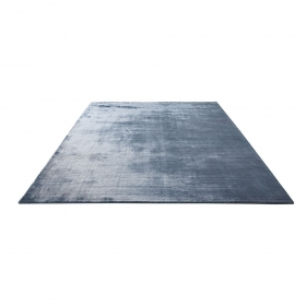tapis shine bleu home spirit