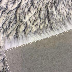 tapis shaggy zermatt gris