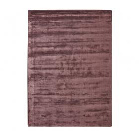 tapis en viscose violet harold home spirit