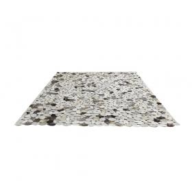 tapis gris home spirit island