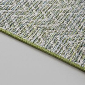 tapis sirocco vert - dhf