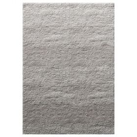 tapis down to earth moderne sweven gris taupe