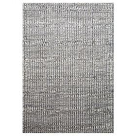 tapis moderne gris taupe et blanc stone down to earth