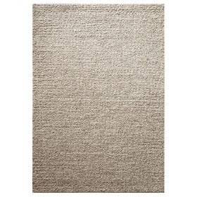 tapis down to earth moderne terra beige