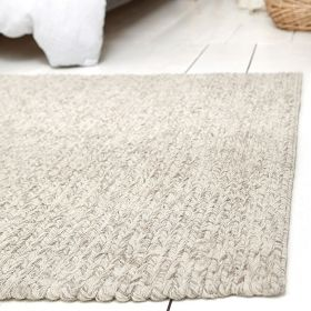 tapis moderne terra beige - down to earth