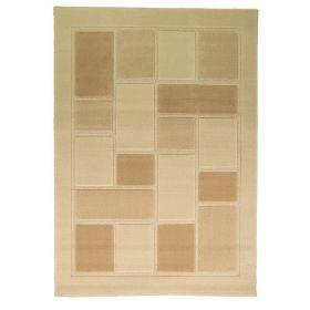 tapis moderne beige 4304 flair rugs