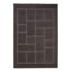 tapis moderne gris 4304 flair rugs