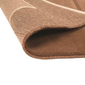 tapis moderne marron 4311 flair rugs