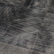 tapis home spirit en cuir gris foncé walker