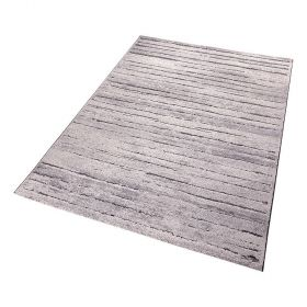 tapis moderne marron wecon woodland