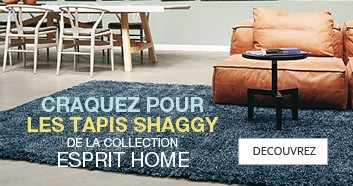 Tapis shaggy