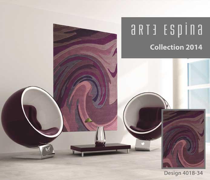 Tapis Arte Espina 4018-34