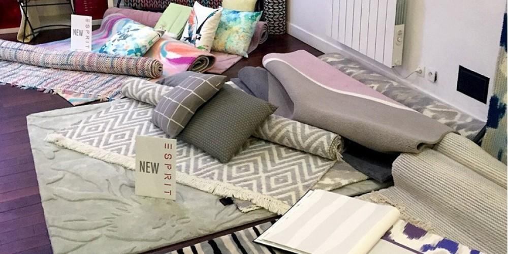 Esprit Home lance sa nouvelle collection de tapis 2015 !