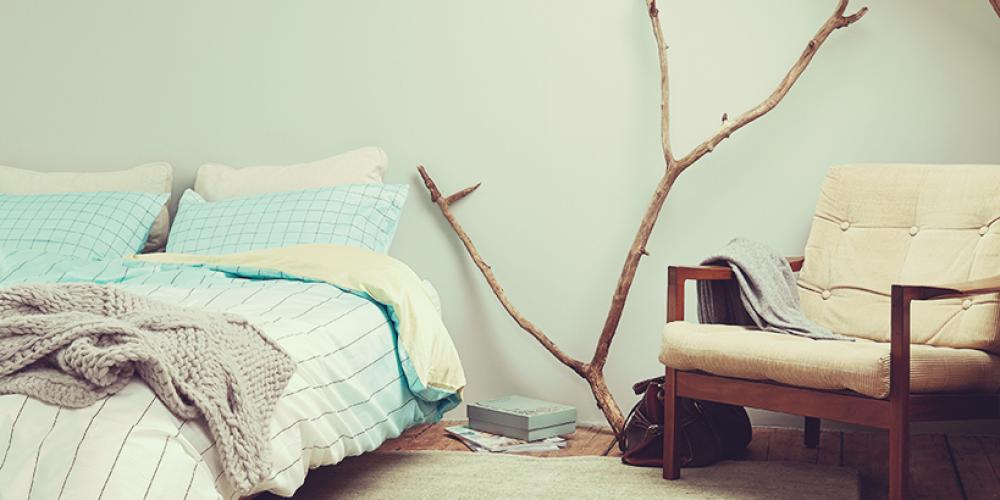 quel tapis pour donner une d co de style nature une chambre. Black Bedroom Furniture Sets. Home Design Ideas