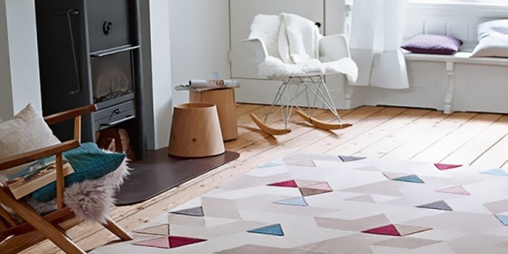 quel motif de tapis choisir pour le printemps. Black Bedroom Furniture Sets. Home Design Ideas
