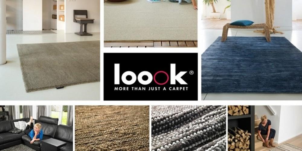 Une collection de tapis Loook haut de gamme