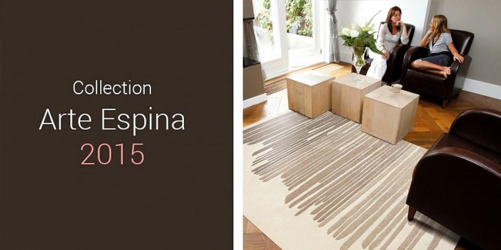 La nouvelle collection Arte Espina 2015 arrive, tenez-vous prêts !