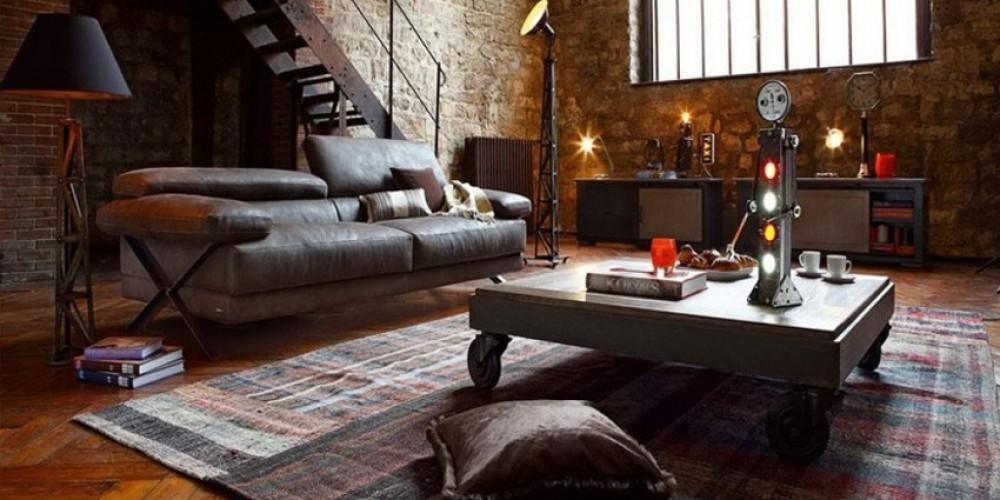 Quel tapis choisir pour un style d co urbain for Decoration urbaine