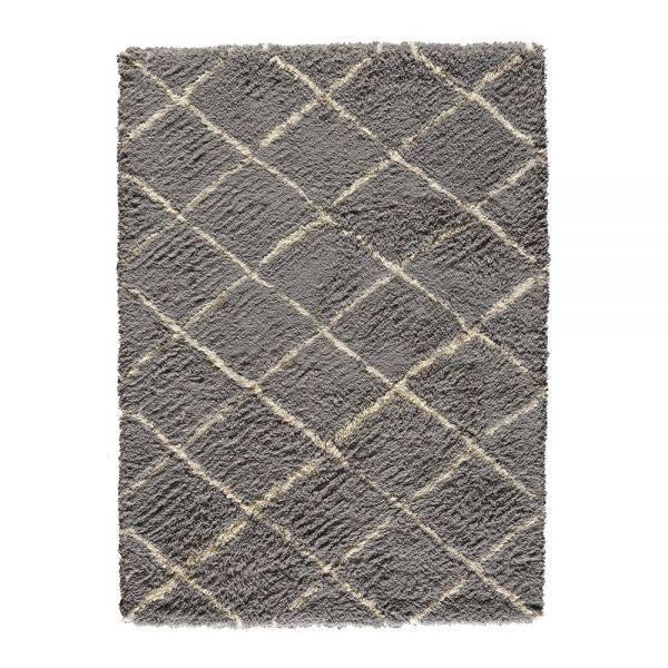 tapis moderne zagora angelo gris 170x240. Black Bedroom Furniture Sets. Home Design Ideas