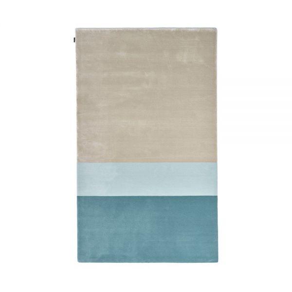 tapis moderne bleu jean-françois d\'or angelo