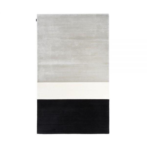 tapis moderne jean-françois d\'or angelo noir