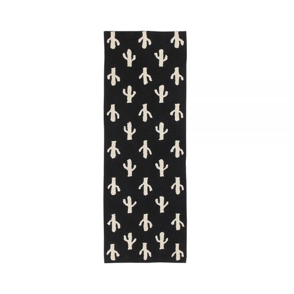 tapis de couloir lorenal canals cactus stamp