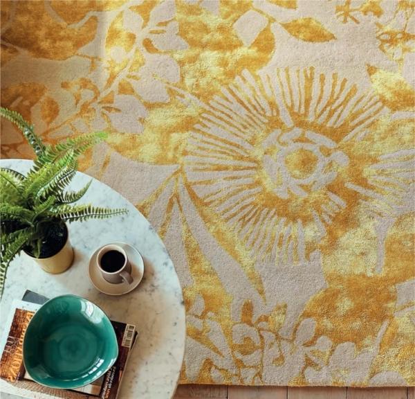 tapis coquette zest harlequin - avalnico