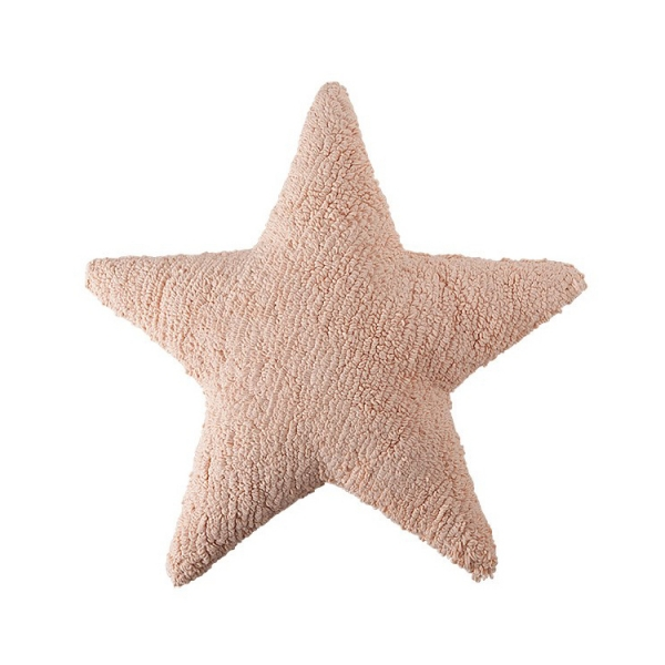 coussin enfant stars crème lorena canals