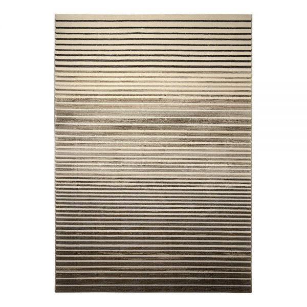 tapis nifty stripes beige moderne 200x290. Black Bedroom Furniture Sets. Home Design Ideas