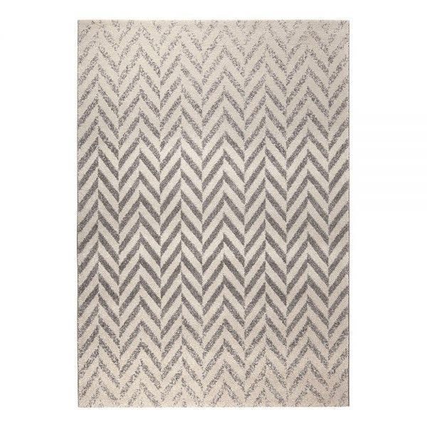 tapis moderne blanc highway esprit home