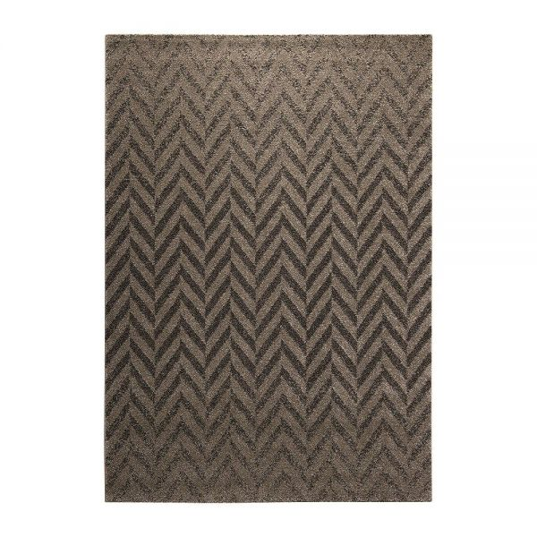 tapis esprit home marron highway
