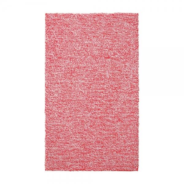 Tapis de bain rouge harmony esprit home 55x65 for Tapis salle de bain rouge