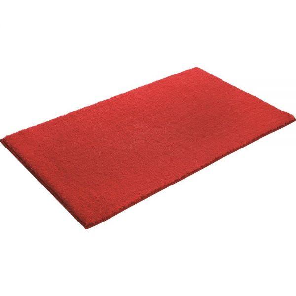 tapis de bain orange esprit softy