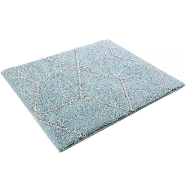tapis de bain flair turquoise esprit