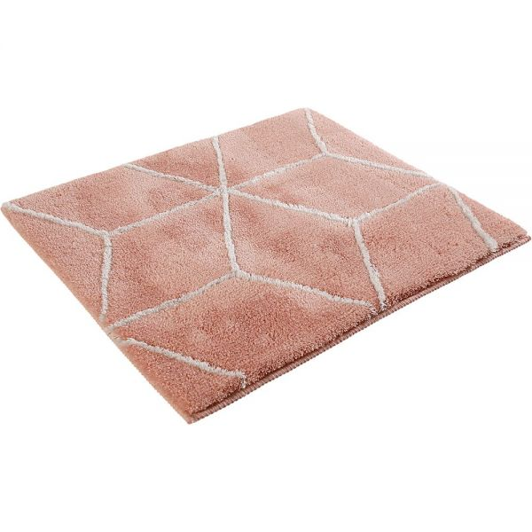 tapis de bain flair orange esprit