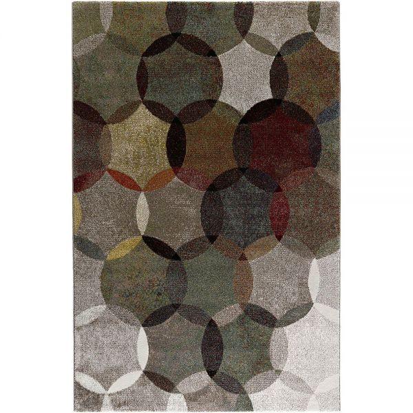 tapis moderne modernina multicolore esprit